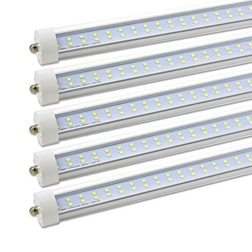 T8 T10 T12 8ft Led Tube Light Single Pin Fa8 Base 72w 7 Https Www Amazon Com Dp B07dj7z3bc Ref Cm Sw R Pi Dp U Led Tubes Led Fluorescent Led Tube Light