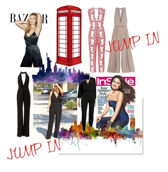 """""""JUMP IN"""" by mdfletch on Polyvore featuring Alice McCall, Halston Heritage, Topshop, STELLA McCARTNEY, Trademark Fine Art, jcp, women's clothing, women, female and woman"""
