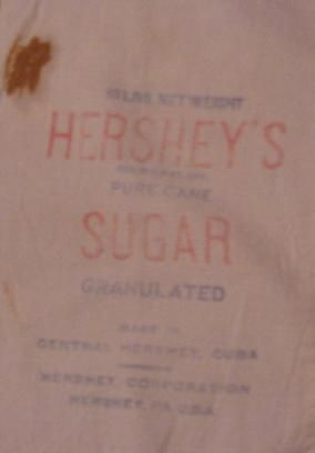 Cotton Sugar Sack