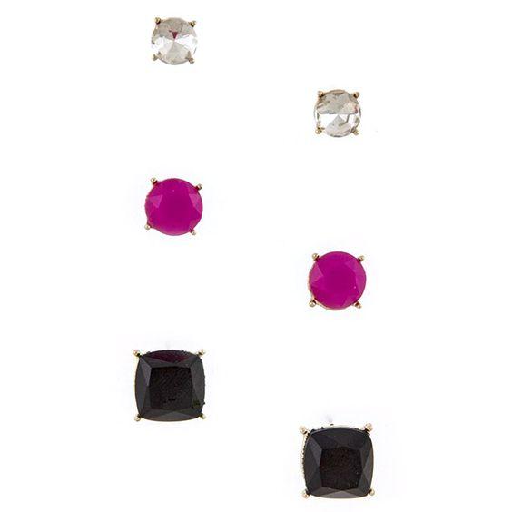 Quadrate Earrings