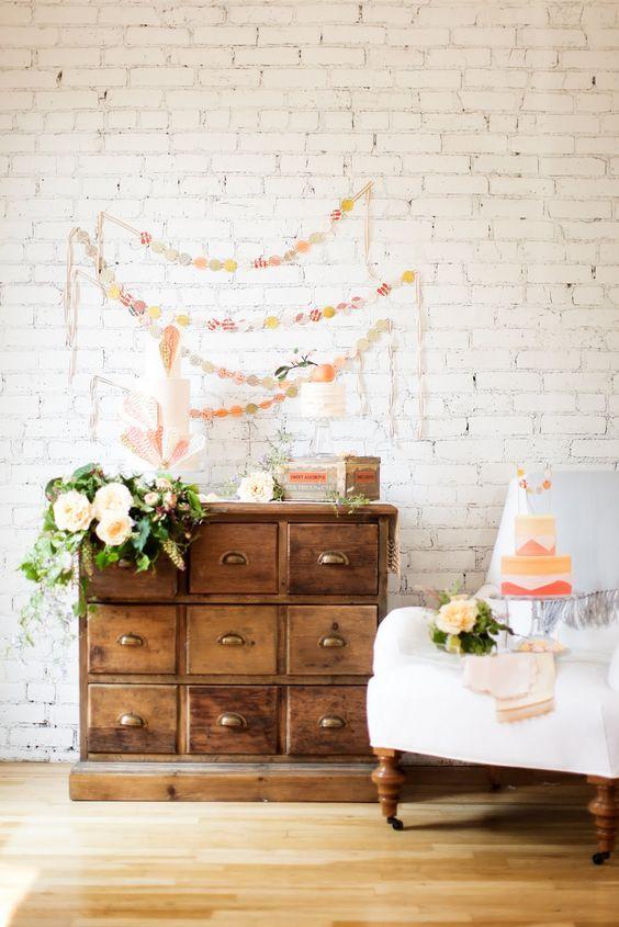 Peach Pallete: Lael Cakes, Country Wedding, Cake Ideas, Wedding Cakes, Interior Style Events, Wedding Events, Birthday Cakes