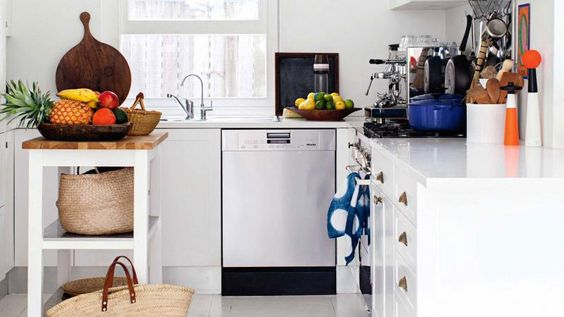 Everything you need to know about buying a dishwasher. Styling by Françoise Baudet. Photography by Megan Morton.