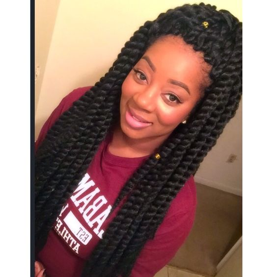 Crochet Hair Jumbo Twist : ... follow giaaxoo pins follow twists i m mambo twists single lee s