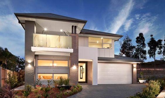 Masterton home designs villina jazz 2 rhs facade visit for Masterton home designs
