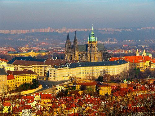 Prague, Czech Republic// want to go one day...