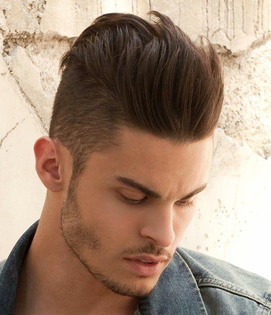 Marvelous Men Hair Men39S Hairstyle And Trends On Pinterest Short Hairstyles Gunalazisus