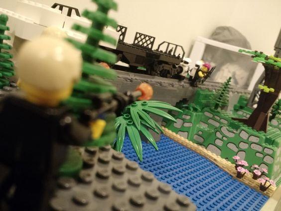 Forum Battles: Capture the Bunker: Turn 2, by Silent-sigfig
