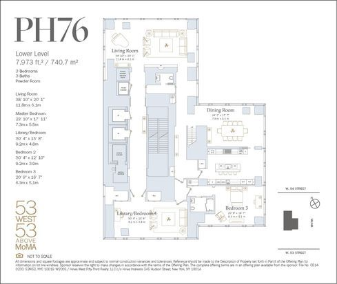 53 W 53rd St Ph76 New York Ny 10019 Mls 5570851 Zillow Midtown Zillow Nyc Real Estate