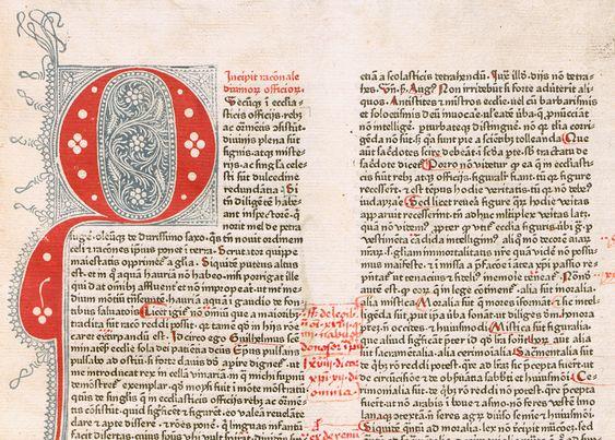 Gotico-Antiqua, Proto-Romain, Hybride.