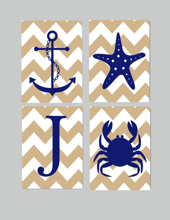 Personalized Nautical Wall Decor : The world s catalog of ideas