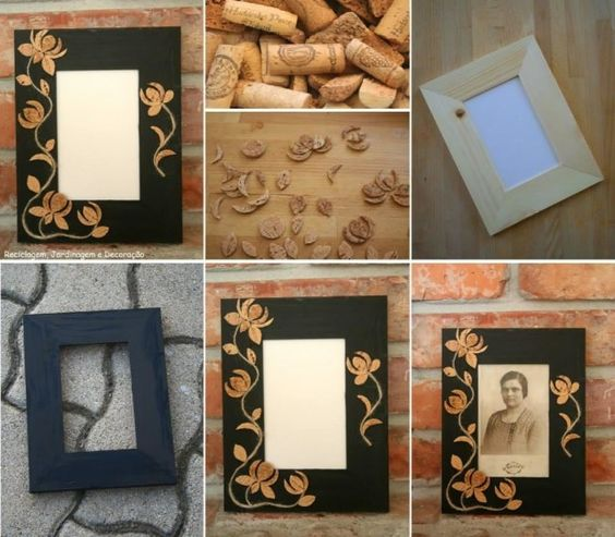 Picture Frame DIY