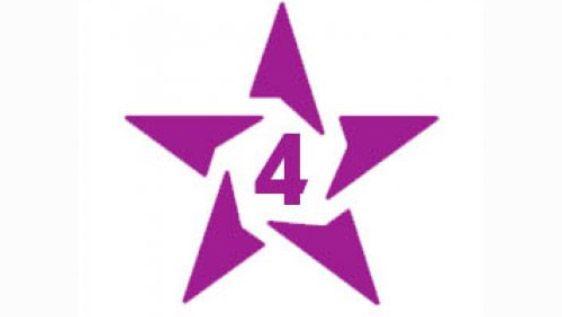 تردد قناة الرابعة المغربية 2020 Arrabia Tv لمتابعة الدروس التعليمية على النايل سات شوف 360 الإخبارية School Logos Arizona Logo Logos