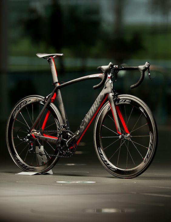 Specialized S-Works/McLaren Venge