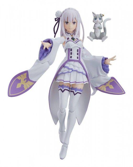 Max Factory Figma 346 Rem Figure Re:ZERO Kara Hajimeru Isekai Seikatsu