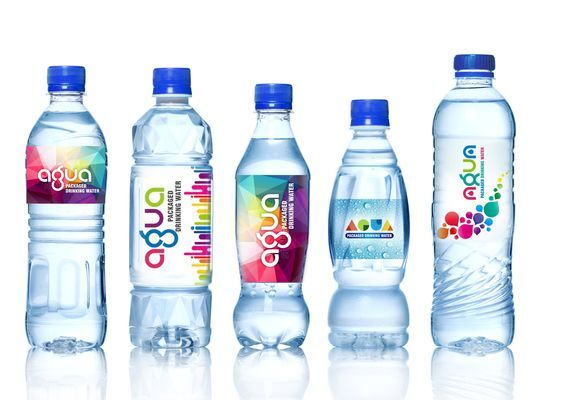 34 Unique Water Bottle Label Design