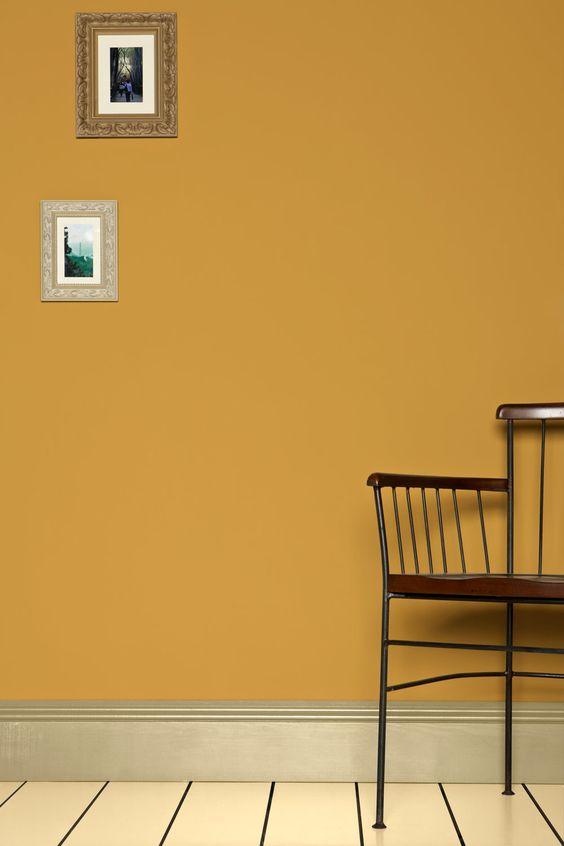 Sudbury Yellow by Farrow and Ball
