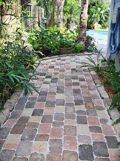 New Walkway on Side of House | by malamutechaos