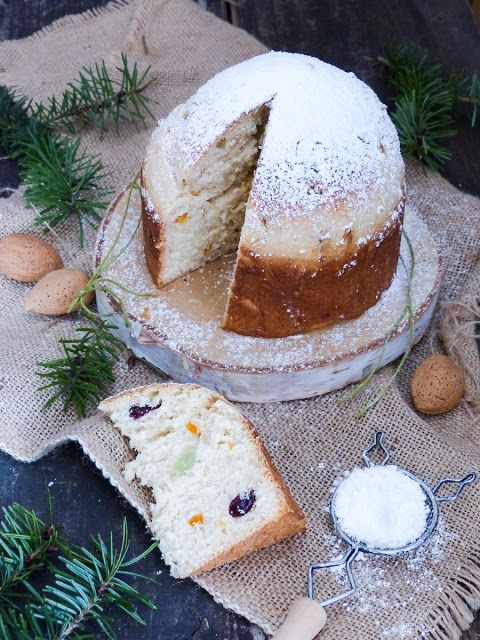 Panettone mit Cranberries | Meine Küchenschlacht