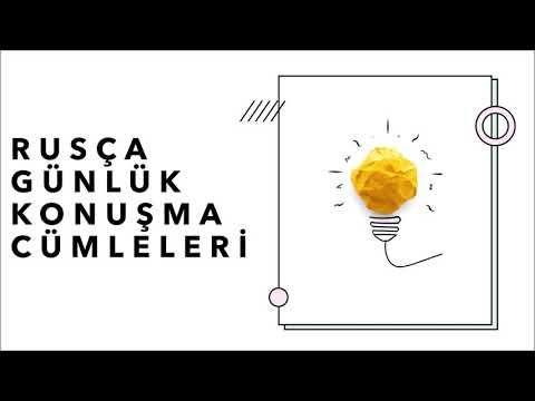 Rusca Gunluk Konusma Cumleleri Youtube Novelty Sign Imagine