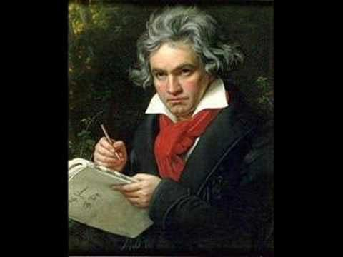 Glenn Gould - Moonlight Sonata pt. I (Beethoven)