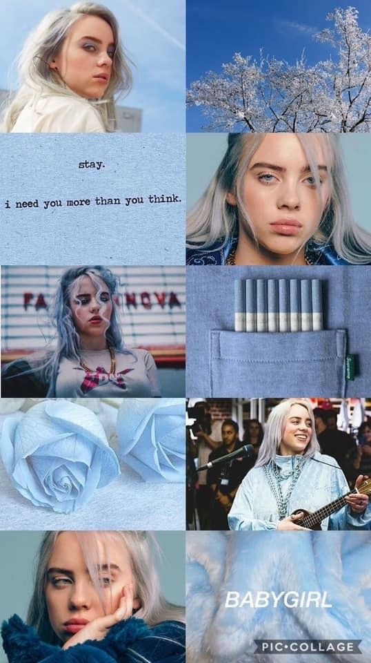For The Fans Of Billie Elish Billie Billie Eilish Music Wallpaper