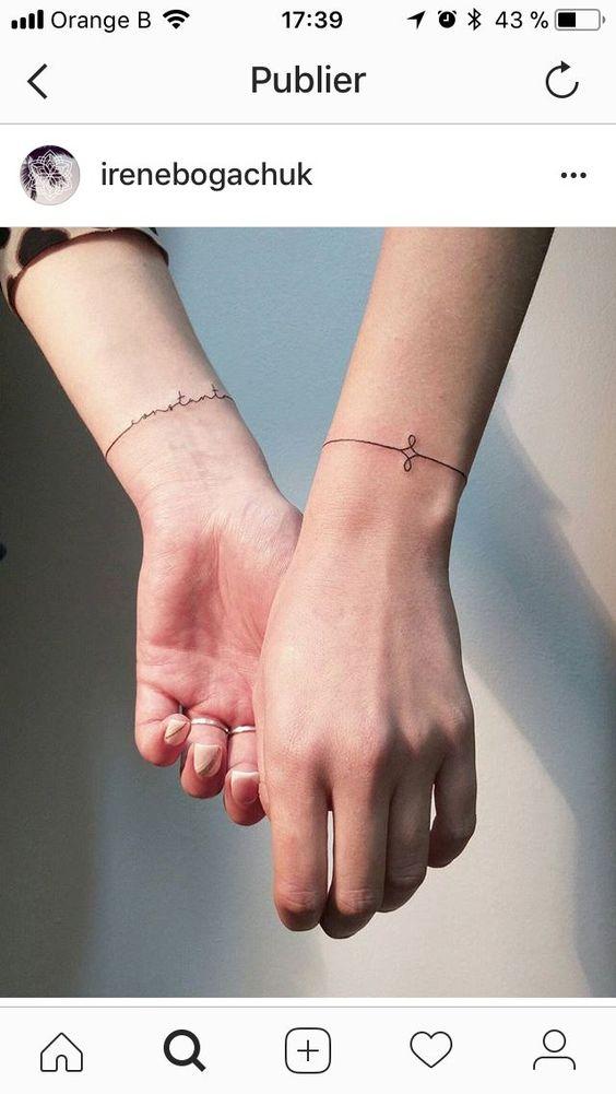 情侣们,利用纹身说「我爱你 」别再把对方名字纹在身上,用小清新图案见证你们的爱情。