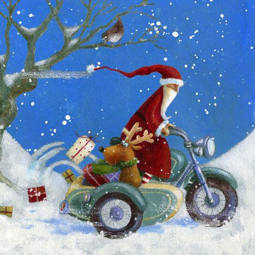 614-a-santa-reindeer-sidecar: