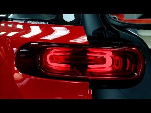 Concept Car CITROEN AIRCROSS - YouTube