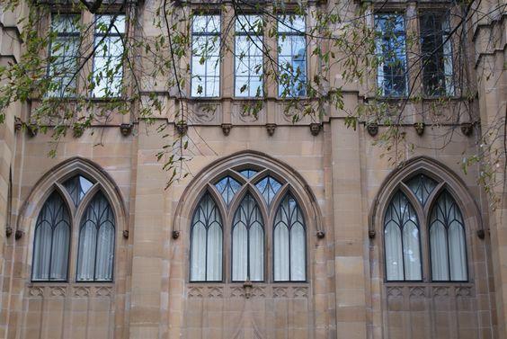 Scots Church Sydney. Aug 2016. Margaret Street. Wynyard Station.