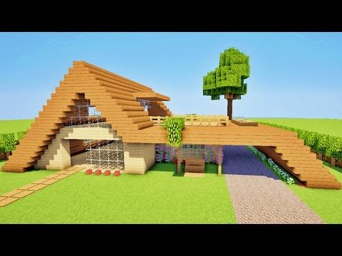 Photos Belle Maison Minecraft Facile A Construire