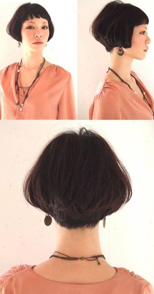 Pin On Short Bob Haircuts With Bangs