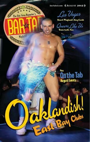 August, 2012 edition of BARtab