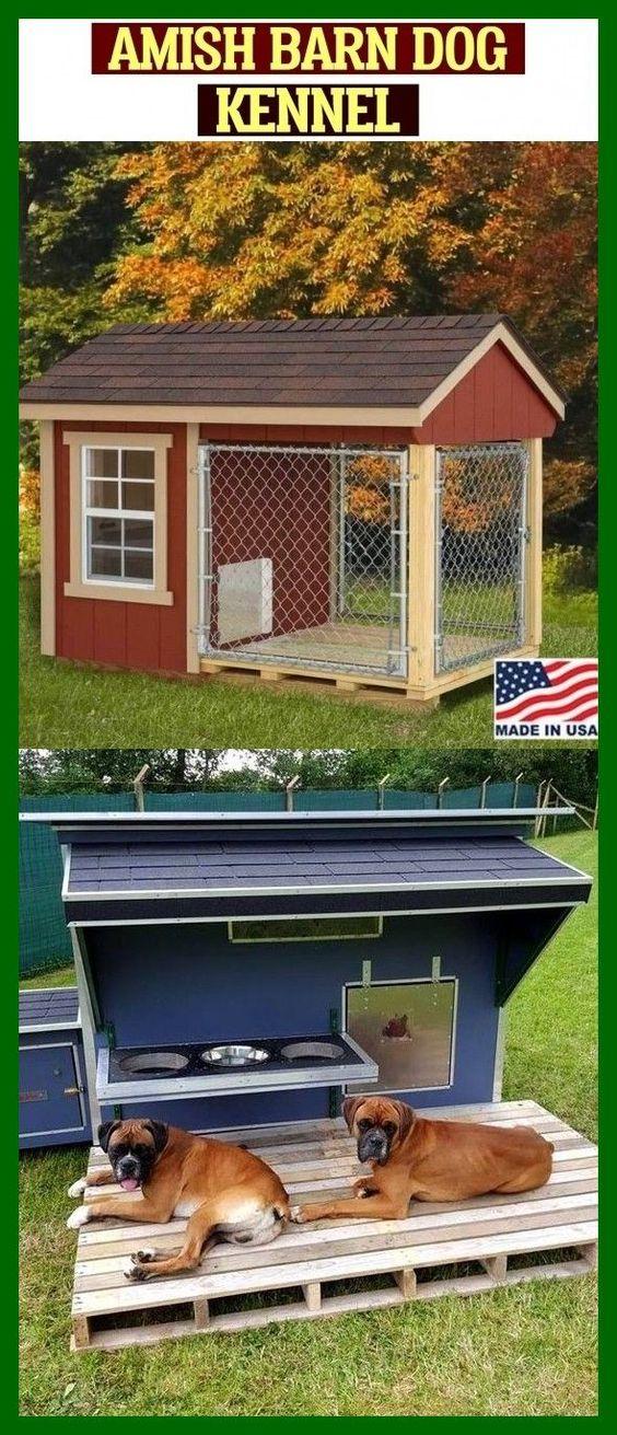 Great Screen Amish Barn Dog Kennel Dogkenneloutdoor Amish Barn Dog Kennel Playareasdogken Popula Luxury Dog Kennels Diy Dog Kennel Dog Kennel Furniture