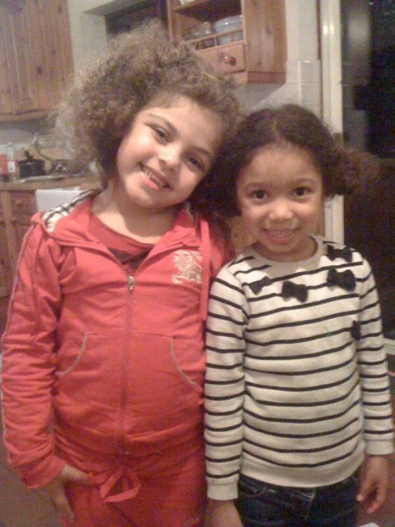 Miyah and Maya