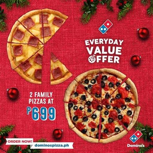 Dominos Pizza Everyday Value Offer Domino S Pizza Domino Dominos Pizza