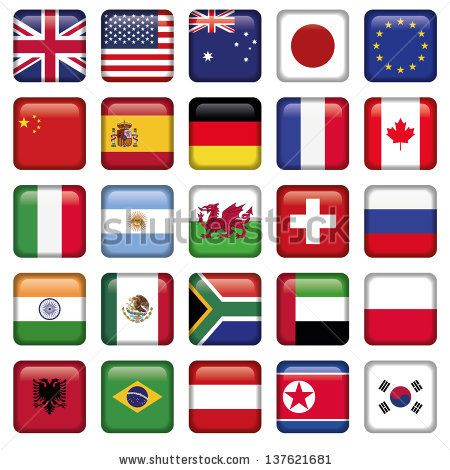 Learn about countries around the world.  Have each student pick a country's flag to focus on, then have students draw out their country's flag.
