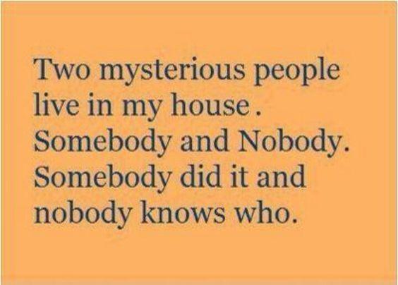 Tis true!