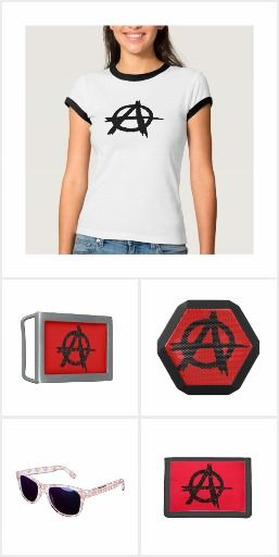 #Anarchy, #Tees and #Speakers and more from Wide Boy Gear