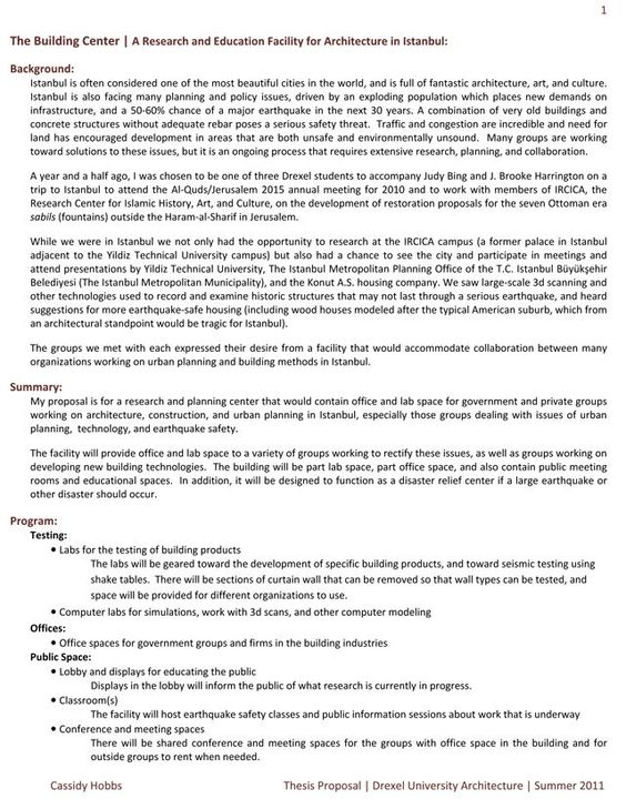 thesis proposal writing examples resume template essay mba - urban planning resume