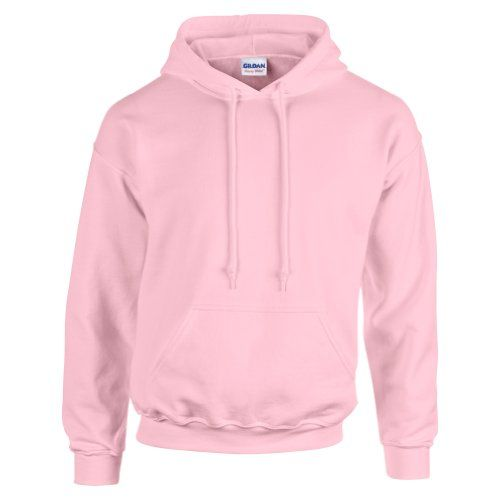 Gildan Heavy Blend Adult Unisex Hooded Sweatshirt / Hoodie (S ...