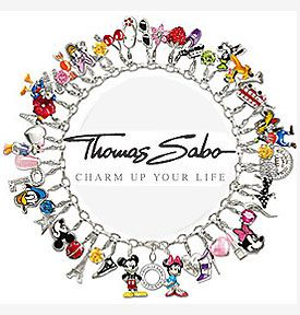 thomas sabo disney charms and charm bracelets on pinterest. Black Bedroom Furniture Sets. Home Design Ideas