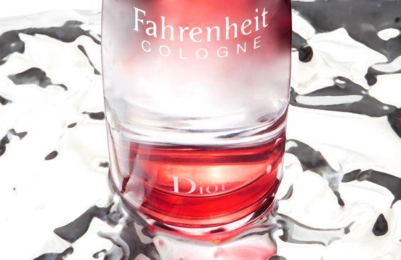 Descubra Fahrenheit de Christian Dior à venda na boutique on-line. Essência e notas olfativas de uma fragrância icônica.