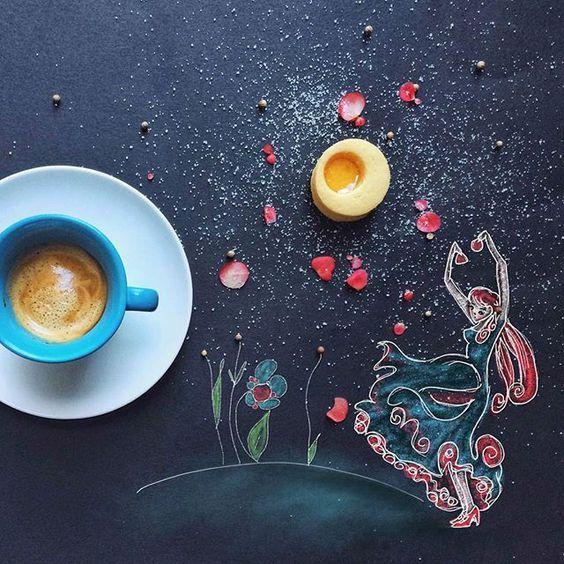 Утренние фантазии за чашкой кофе... ( ч.1 ) 230b6dbbd6e4f5497d9bfda77db10bba