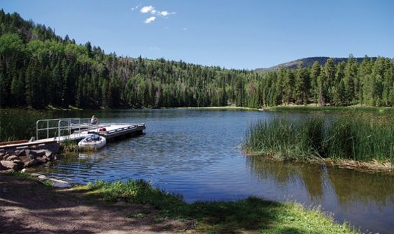 Posey Lake / Pine Creek Scenic Backway » Utah's Scenic Byway 12 - Your Guide to Attractions and Activities on Utah's Scenic Byways