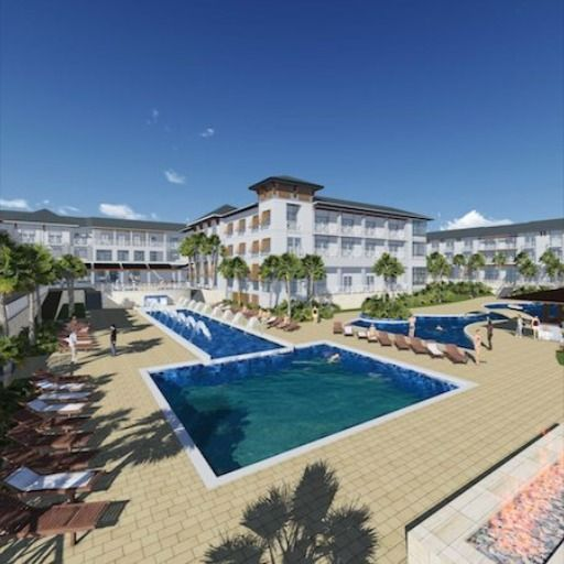 Embassy Suites By Hilton St Augustine Beach Oceanfront Resort Featuring Stopowerwall Drainscreen Resort Style Pool Oceanfront Embassy Suites