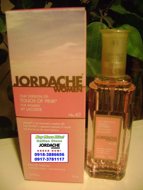 Jordache® Version of Touch of Pink