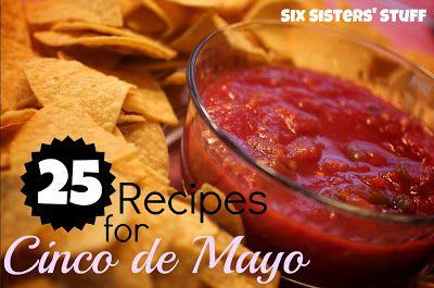 Go-to favorite recipes for celebrating Cinco de Mayo! #bottlesandcorks #cincodemayo
