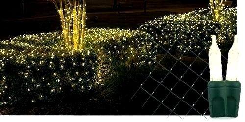 Christmas Net Lights Clearance Trick
