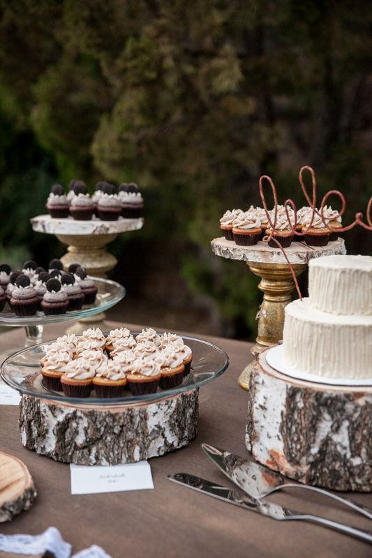 Nutella Dessert Tables And Glass Dishes On Pinterest