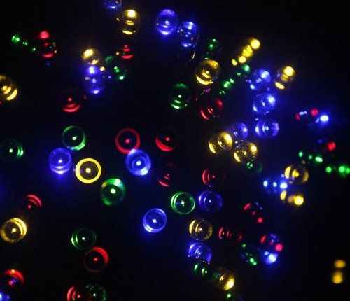 Amazon Lightning Deal 97% claimed: ZITRADES 200 LED 8 Modes Solar Fairy String Lights 58 Feet Multi Color #LavaHot http://www.lavahotdeals.com/us/cheap/amazon-lightning-deal-79-claimed-zitrades-200-led/125687